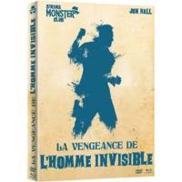 La vengeance de l'homme invisible Combo Blu-ray + DVD