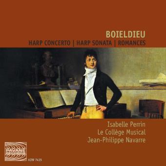 Boieldieu : Concerto pour harpe, Sonate pour harpe