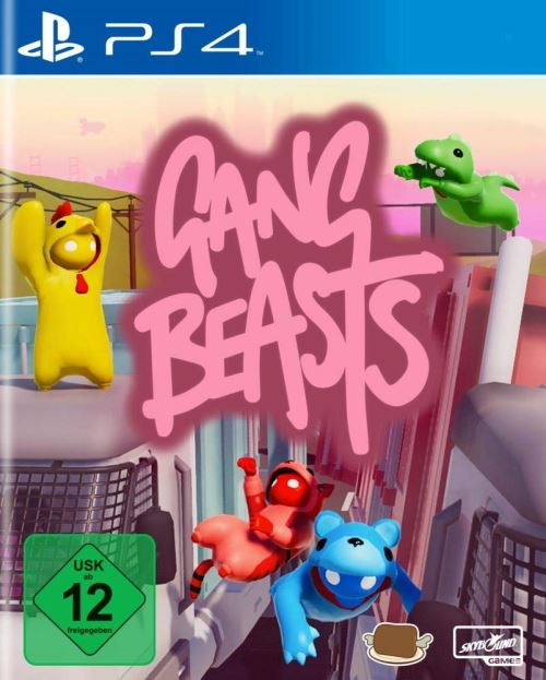 Gang Beasts pour PS4