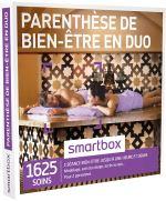 SMAR Coffret cadeau Smartbox Parenthèse de bien-être en duo