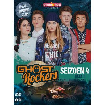 Ghost Rockers - Seizoen 4 / Deel 1 NL