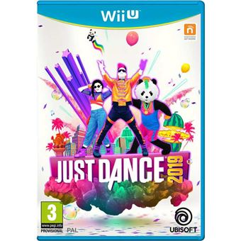 JUST DANCE 2019 FR/NL WIIU