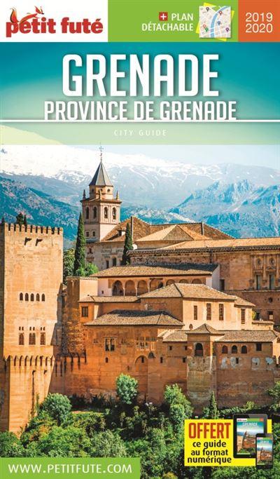 Grenade - province de grenade 2019 petit fute+offre num