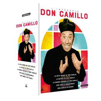 Coffret Don Camillo L'intégrale DVD