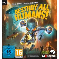 Destroy All Humans! DNA Edition Collector PC