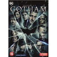 Gotham Saisons 1 à 3 DVD
