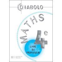 Diabolo  Maths 4e - Classeur du professeur