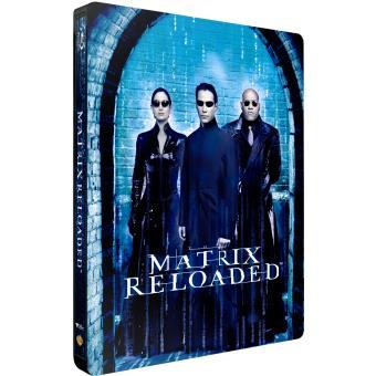 MatrixMatrix Reloaded - Steelbook Blu Ray, Edition limitée