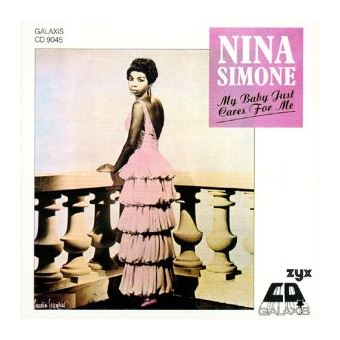 My Baby Just Cares For Me Nina Simone Cd Album Fnacbe