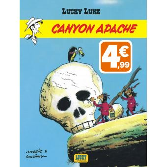 Lucky LukeCanyon Apache