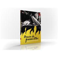 Le procès de Jeanne d'Arc DVD