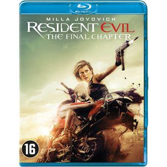 Resident EvilResident Evil: The Final Chapter - Bluray - Nl