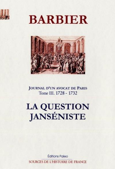 Journal d'un avocat de Paris