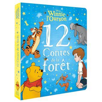 Winnie l'OursonWINNIE - 12 contes de la forêt