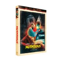 Mutations Edition Collector Combo Blu-ray DVD