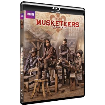 The MusketeersThe Musketeers Intégrale de la Saison 2 Blu-ray