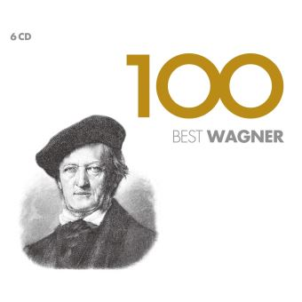 100 BEST WAGNER/6CD