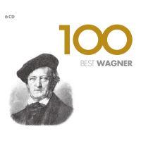 100 BEST WAGNER/6CD