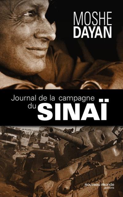 Journal de la campagne du Sinaï - 9782369421764 - 17,99 €