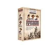 Coffret Légende de Custer et de Little Big Horn DVD