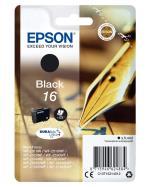 Epson Cartouche d´encre Epson Série Stylo à Plume 16 - Noir...