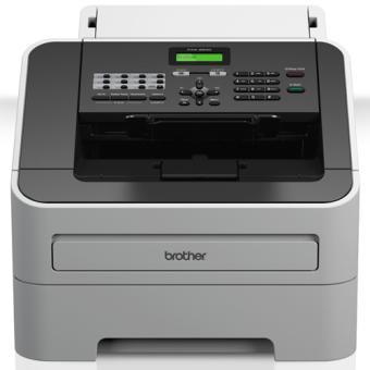 Télécopieur compact Brother FAX-2840, Monochrome, Multifonctions