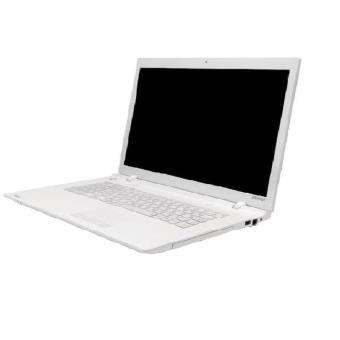 pc portable toshiba satellite c55 c 1jl w10 15 6 windows 10 blanc ordinateur portable achat. Black Bedroom Furniture Sets. Home Design Ideas