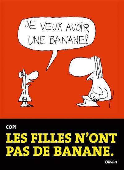 Les Filles n'ont pas de banane