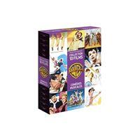 """Coffret - 90 ans Warner - """"Comédies musicales"""" - 10 DVD"""