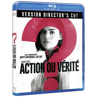 Action ou vérité Blu-ray