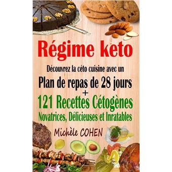 Régime keto : découvrez la céto cuisine avec un plan de ...