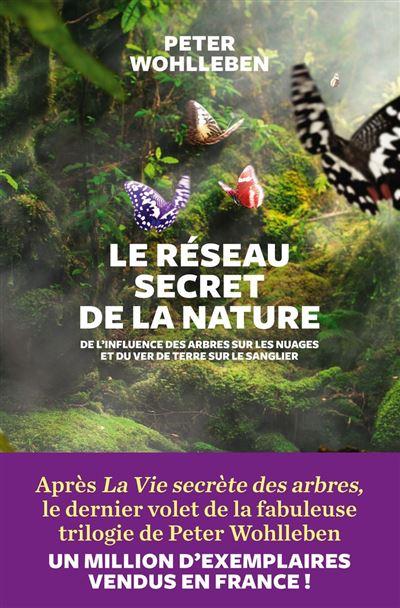 Le Réseau secret de la nature - 9782711201426 - 15,99 €
