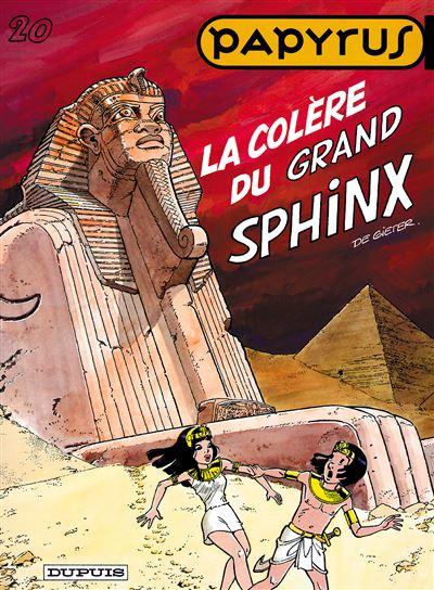 La colère du grand sphinx