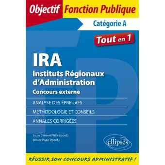 IRA Institut Régionaux d'Administration