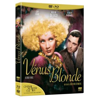 VENUS BLONDE DVD+BLURAY-FR