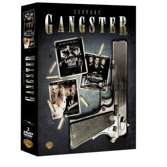Coffret Gangster 3 films DVD