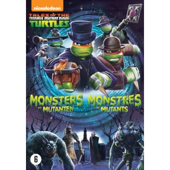 Tales of the TMNT V2: Monsters & mutants-BIL