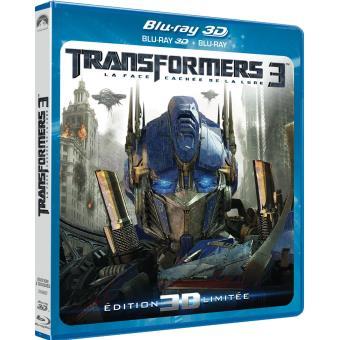 TransformersTransformers 3 Blu-ray + Blu-ray 3D