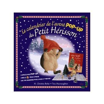 Petit HérissonPetit Hérisson - Calendrier de l'avent