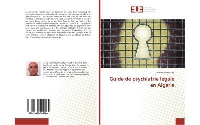 Guide de psychiatrie légale en Algérie