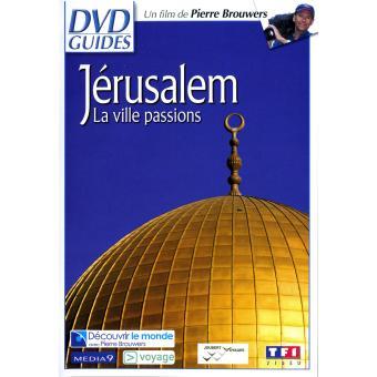 JERUSALEM-LA VILLE PASSIONS-VF