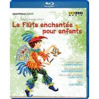 La Flûte enchantée pour les enfants Blu-ray