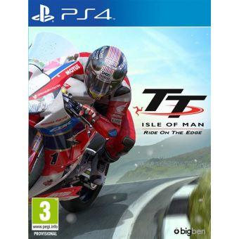TT isle of man MIX PS4