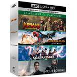 Coffret Le Meilleur de l'aventure Blu-ray 4K Ultra HD