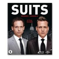 SUITS S4 - FR+NL - 3 BLURAY
