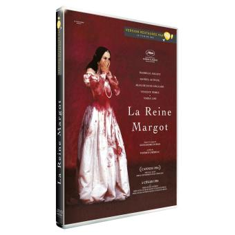 La Reine Margot DVD