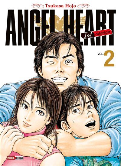 Angel Heart Saison 1 T02 (Nouvelle édition)