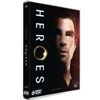 Heroes L'intégral de la Saison 4 Coffret DVD