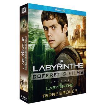L'épreuveLe Labyrinthe Coffret Blu-ray