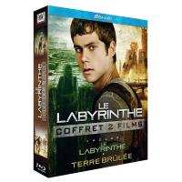 Le Labyrinthe Coffret Blu-ray